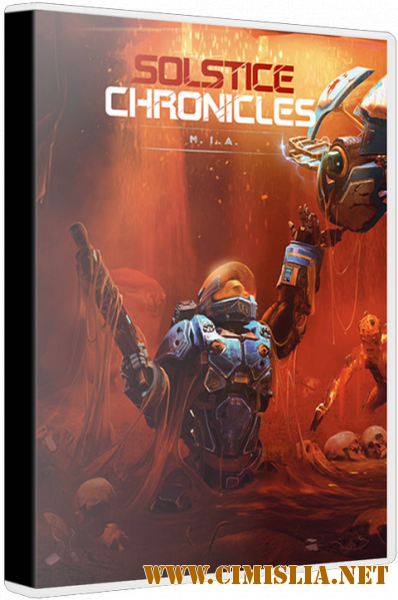 Solstice Chronicles: MIA [Repack] [v 1.03] [2017 / RUS / ENG / MULTI]