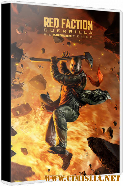 Red Faction Guerrilla Re-Mars-tered [Repack] [v 1.0 cs:4931] [2018 / RUS / ENG / MULTI11]