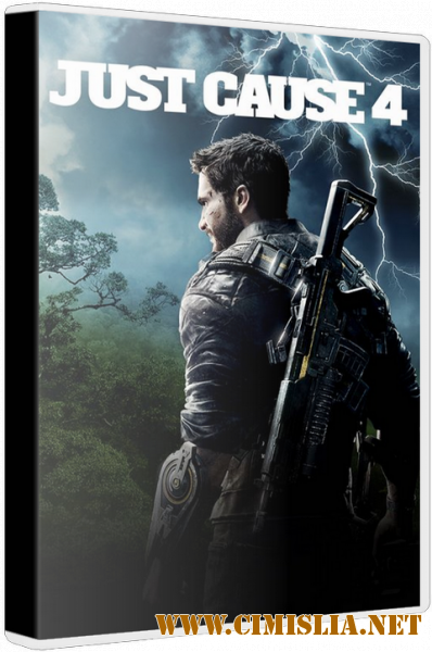 Just Cause 4 [Repack] [2018 / RUS / ENG]
