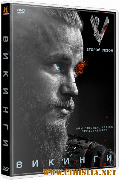 Викинги / Vikings [S02] [2014 / WEB-DLRip | LostFilm]