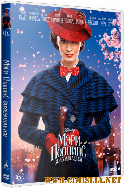 Мэри Поппинс возвращается / Mary Poppins Returns [2018 / TS]