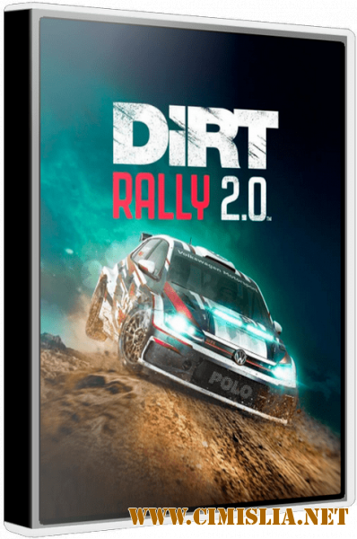 DiRT Rally 2.0 - Deluxe Edition [v. 1.12.0+DLC] [Repack] [2019 / ENG / MULTI]