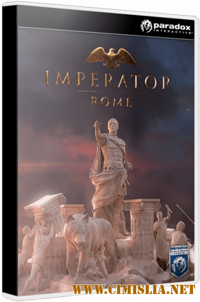 Imperator: Rome - Deluxe Edition [v 1.4.0 + DLCs] [Repack] [2019 / RUS / ENG / MULTI]