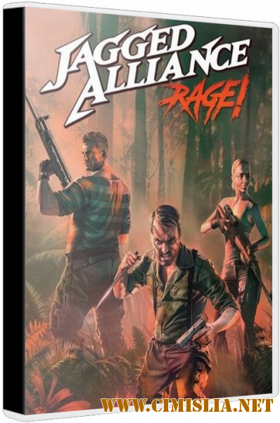 Jagged Alliance: Rage! [L] [2018 / RUS / ENG / MULTI]