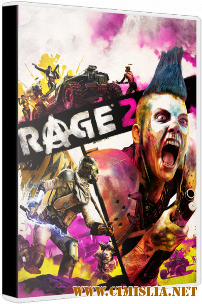 RAGE 2 - Deluxe Edition [L] [2019 / RUS / ENG]