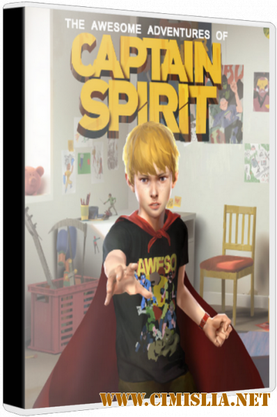 The Awesome Adventures of Captain Spirit [Repack] [2018 / RUS / ENG / MULTI]
