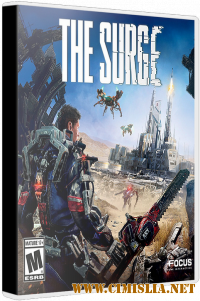 The Surge: Complete Edition [v 42876 + DLCs] [Repack] [2017 / RUS / ENG]