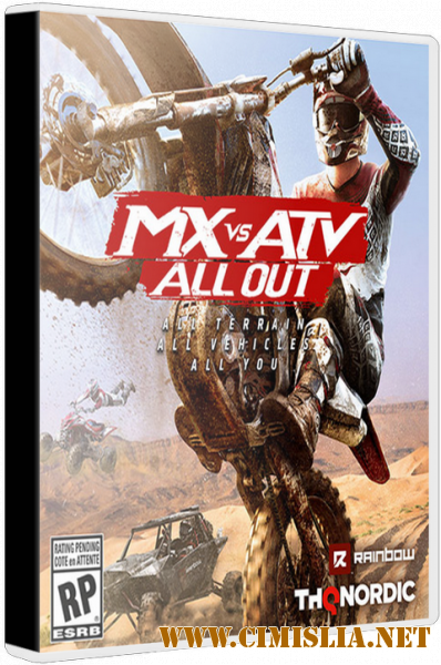 MX vs ATV: All Out [v 2.4.0 + DLCs] [Repack] [2018 / RUS / ENG / MULTI]