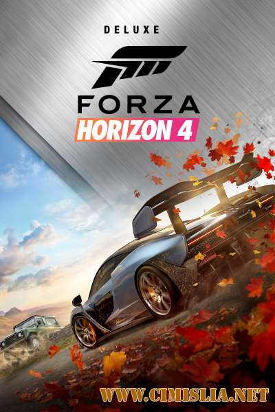 Forza Horizon 4: Ultimate Editio [RePack] [2018 / MULTi / ENG / RUS]