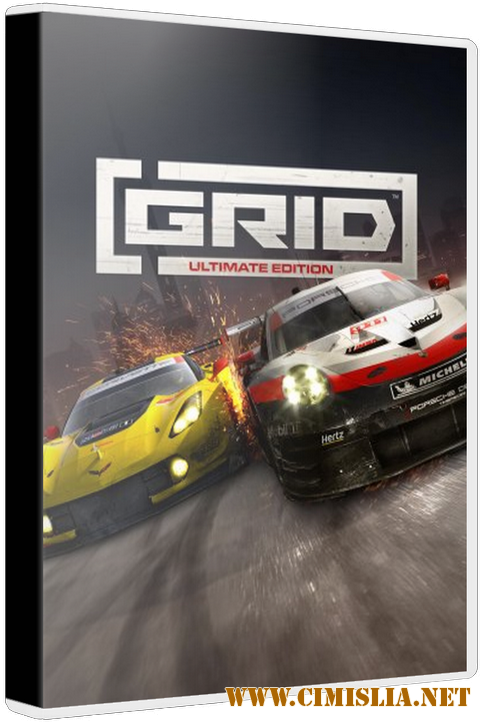 GRID: Ultimate Edition [v 1.0.112.646] [Repack] [2019 / ENG / MULTI7]