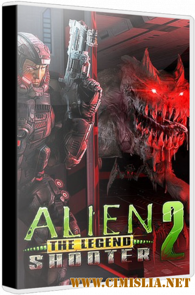 Alien Shooter 2 The Legend [L] [2020 / ENG]