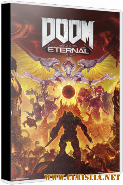 DOOM Eternal - Deluxe Edition [Repack] [2020 / RUS / ENG / MULTI]