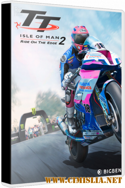 TT Isle of Man Ride on the Edge 2 [Repack] [2020 / RUS / ENG / MULTI]