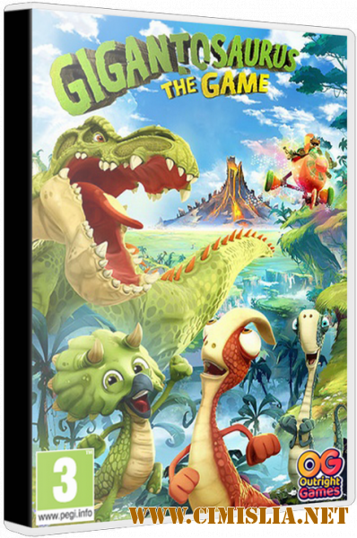 Gigantosaurus The Game [Repack] [2020 / RUS / ENG / MULTI]