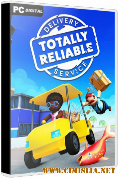 Totally Reliable Delivery Service - Deluxe Edition [L] [2020 / RUS / ENG / MULTI]