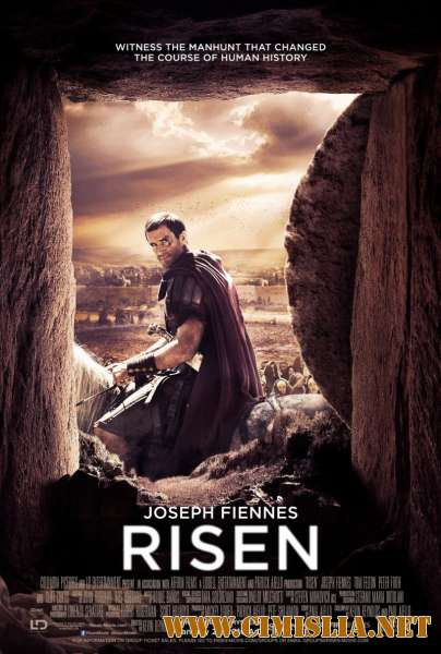 Восставший / Воскресение Христа / Risen [2016 / BDRip | Лицензия]