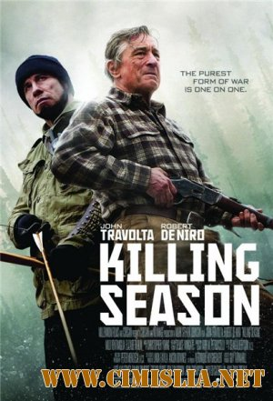Сезон убийц / Killing Season [2013 / HDRip | Лицензия]