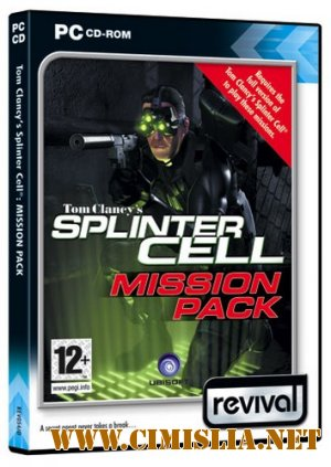 Tom Clancy's Splinter Cell: Mission Pack [P] [2004 / RUS]