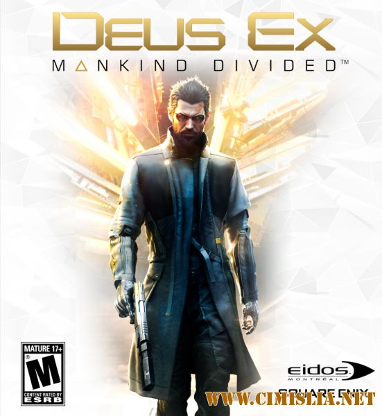 Deus Ex: Mankind Divided - Digital Deluxe Edition [RePack] [2016 / ENG / RUS]