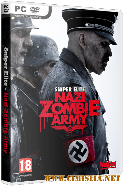 Sniper Elite: Nazi Zombie Army 2 [v 1.06] [Repack] [2013 / RUS / ENG]