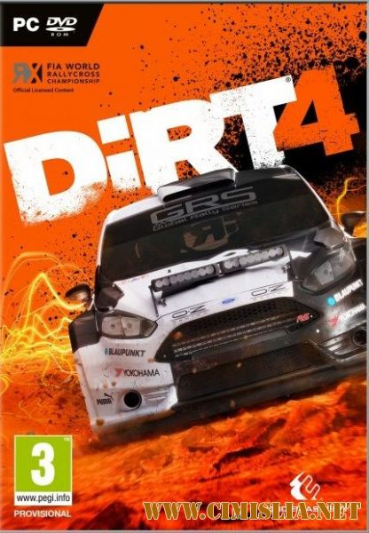 DiRT 4 [RePack] [2017 / ENG / MULTi]