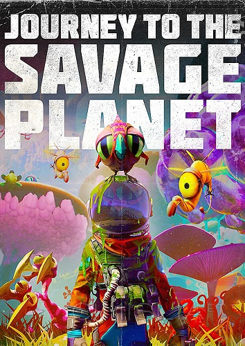 Journey to the Savage Planet [v 1.0.9b] (2020) PC | Лицензия