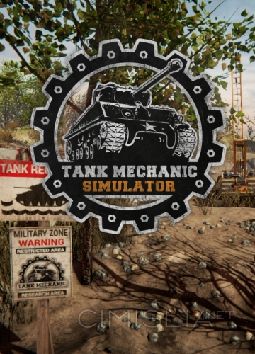Tank Mechanic Simulator [v. 1.1.0] (2020) PC | RePack от xatab