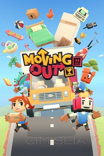 Moving Out [v 1.3.4825.164 + DLC] (2020) PC | RePack от Pioneer