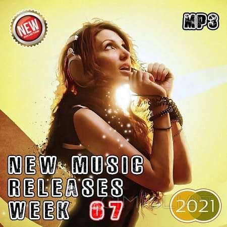 New Music Releases Week 07 (2021) MP3