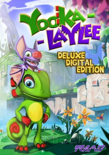 Yooka-Laylee: Digital Deluxe Edition [64-bit Tonic Update] (2017) PC | RePack от FitGirl