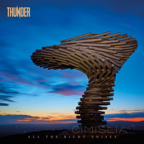 Thunder - All The Right Noises (2021) MP3