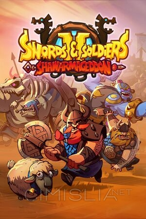 Swords and Soldiers 2: Shawarmageddon (2018) PC | RePack от SpaceX