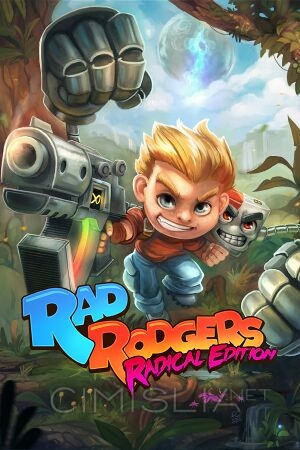 Rad Rodgers: Radical Edition (2018) PC | RePack от FitGirl