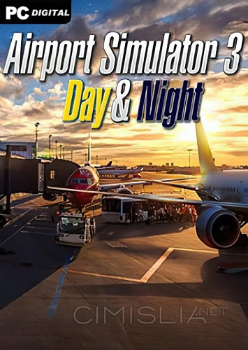 Airport Simulator 3: Day & Night (2021) PC | Лицензия