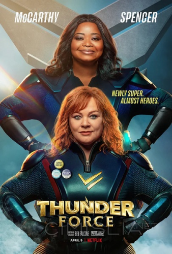 Сила Грома / Thunder Force (2021)