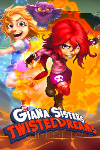 Giana Sisters: Twisted Dreams [v 1.2.1] (2012) PC | Лицензия