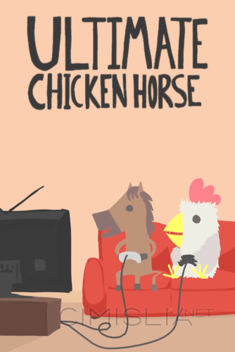 Ultimate Chicken Horse [v 1.7.028] (2016) PC | RePack от Pioneer