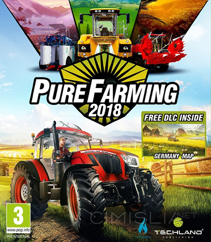 Pure Farming 2018: Digital Deluxe Edition [v 1.4.1 + DLCs] (2018) PC | Лицензия