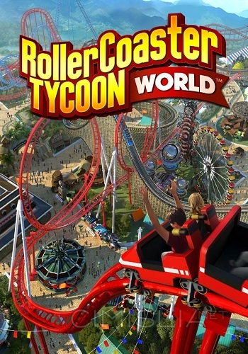 RollerCoaster Tycoon World [Update 4] (2016) PC | RePack от qoob