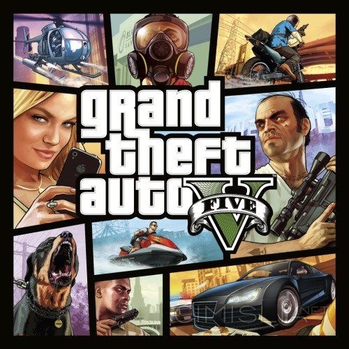 GTA 5 / Grand Theft Auto V - Redux [v 1.0.1868/1.50] (2015) PC | Repack от xatab