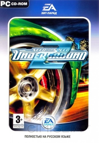 Need for Speed Underground 2  [1.2]  (2004) PC | RePack от ivandubskoj