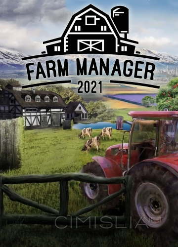 Farm Manager 2021 [v 1.0.20210506.340] (2021) PC | RePack от Chovka
