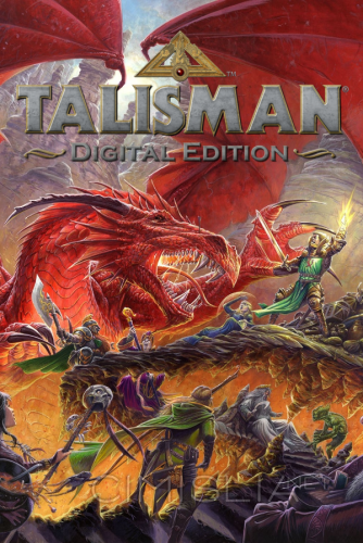 Talisman: Digital Edition [v 76239] (2014) PC | RePack от Pioneer